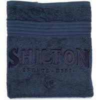 Maison & Déco Homme Serviettes de plage Shilton Serviette de toilette sport Bleu indigo