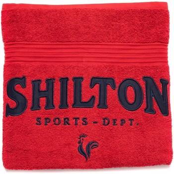 Maison & Déco Homme Serviettes de plage Shilton Drap de bain Sport Rouge