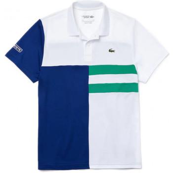 Vêtements Homme Polos manches courtes Lacoste Polo Blanc