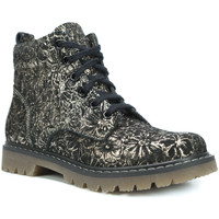 Chaussures Fille Boots Bopy Sigflo Or