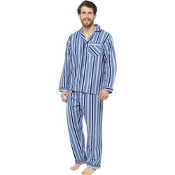 Vêtements Homme Pyjamas / Chemises de nuit Tom Franks  Bleu