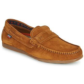 Chaussures Homme Mocassins CallagHan DRIVELINE Marron