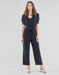 Vêtements Femme Combinaisons / Salopettes Naf Naf HEVY D1 Marine
