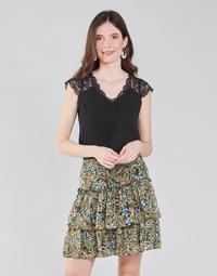 Vêtements Femme Tops / Blouses Naf Naf OROME Noir