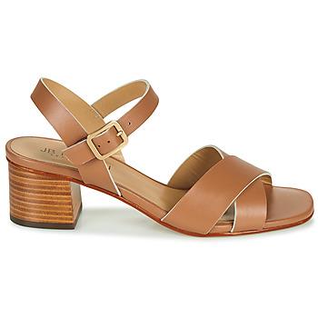 Chaussures Femme Sandales et Nu-pieds JB Martin OXIA Marron