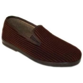 Chaussures Homme Chaussons Cbp - Conbuenpie  Marron
