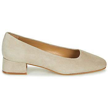 Chaussures Femme Ballerines / babies JB Martin CATEL Marron