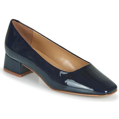 Chaussures Femme Escarpins JB Martin CATEL Bleu
