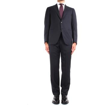 Vêtements Homme Costumes  Cesare Attolini AUS30PUZ3APWA02 Bleu