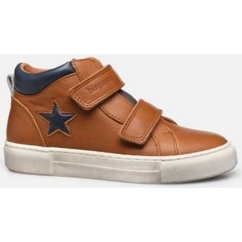 Chaussures Garçon Baskets montantes Bisgaard JACOB Marron