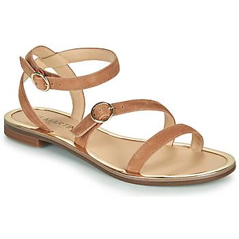 Chaussures Femme Sandales et Nu-pieds JB Martin 1GILANA Marron