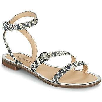 Chaussures Femme Sandales et Nu-pieds JB Martin 1GILANA Blanc