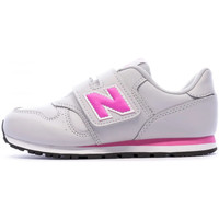 Chaussures Fille Baskets basses New Balance 813840-40 Gris