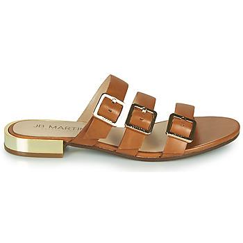 Chaussures Femme Sandales et Nu-pieds JB Martin BEKA Marron