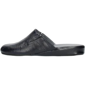 Chaussures Homme Mules Clia Walk HOME115 Bleu