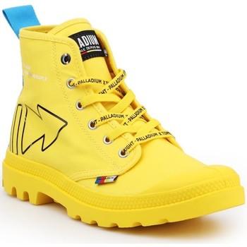 Chaussures Boots Palladium Manufacture Pampa Dare REW FWD 76862-709-M żółty