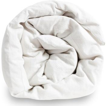 Maison & Déco Couvertures Riva Home Double Blanc