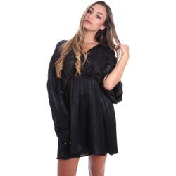 Vêtements Femme Robes courtes Fracomina FR20SMBARBARA Noir