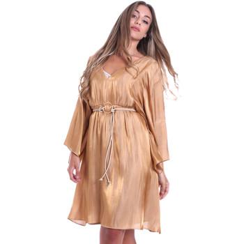Vêtements Femme Robes courtes Fracomina FR20SMELISABETH Orange