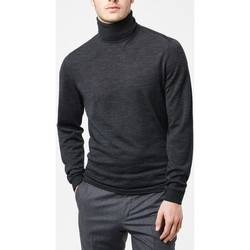 Vêtements Homme Pulls Kebello Pull laine merinos col roulé Taille : H Anthra M Anthra