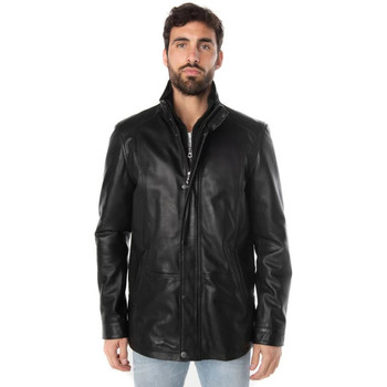 Vêtements Homme Vestes en cuir / synthétiques Daytona KARL IC COW ADVENTURE BROWN ZZ Marron