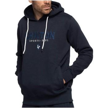 Vêtements Homme Sweats Shilton Sweat à capuche club COQ Bleu marine