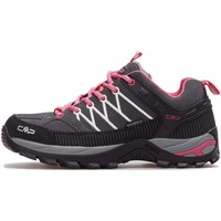 Chaussures Femme Running / trail Cmp Rigel Wmn WP Gris, Rose, Graphite