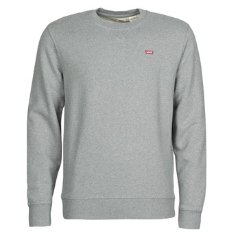 Vêtements Homme Sweats Levi's NEW ORIGINAL CREW Gris