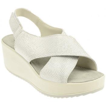 Chaussures Femme Steven New York Imac 107830ARGENTO/GRIGIOSandales