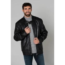Vêtements Homme Blousons Deercraft EAGLE NSLV BLACK Noir