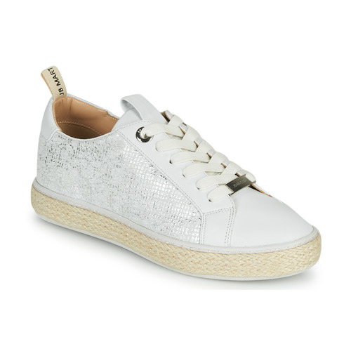 Chaussures Femme Baskets basses JB Martin 1INAYA Blanc