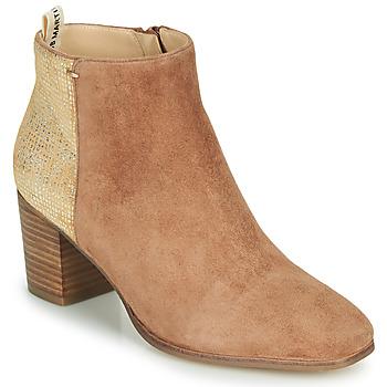 Chaussures Femme Bottes ville JB Martin 1LILOSI Marron