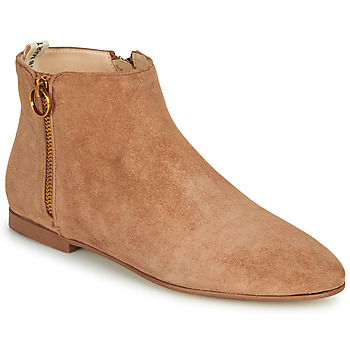 Chaussures Femme Bottes ville JB Martin 2ACANO Marron