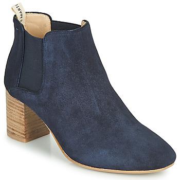 Chaussures Femme Bottes ville JB Martin 3ALIXIA Marine