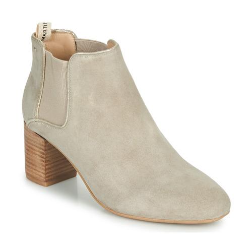 Chaussures Femme Bottines JB Martin 3ALIXIA gris