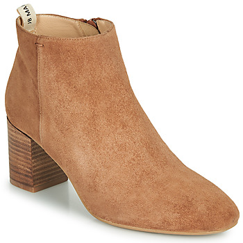Chaussures Femme Bottines JB Martin 3ALIZE Marron