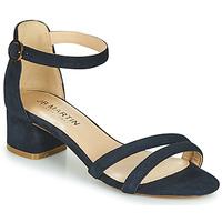 Chaussures Femme Sandales et Nu-pieds JB Martin MACABO Marine