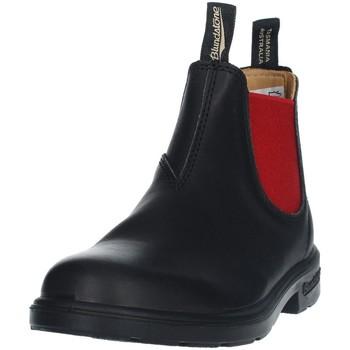 Chaussures Enfant Boots Blundstone 581 Beatles ENFANT UNISEXE NOIR ROUGE NOIR ROUGE