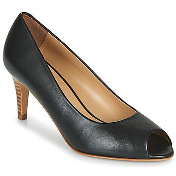 Chaussures Femme Sandales et Nu-pieds JB Martin PARMINA Noir