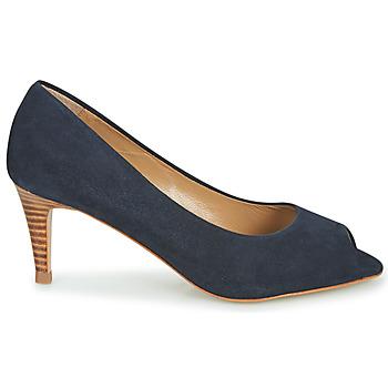 Chaussures Femme Sandales et Nu-pieds JB Martin PARMINA Marine
