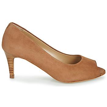 Chaussures Femme Sandales et Nu-pieds JB Martin PARMINA Marron