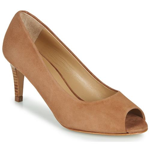 Chaussures Femme Escarpins JB Martin PARMINA Marron
