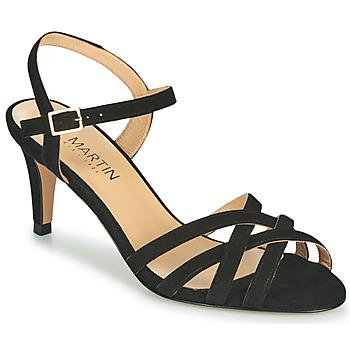 Chaussures Femme Ballerines / babies JB Martin PIRIA Noir