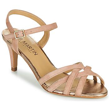 Chaussures Femme Ballerines / babies JB Martin PIRIA rose