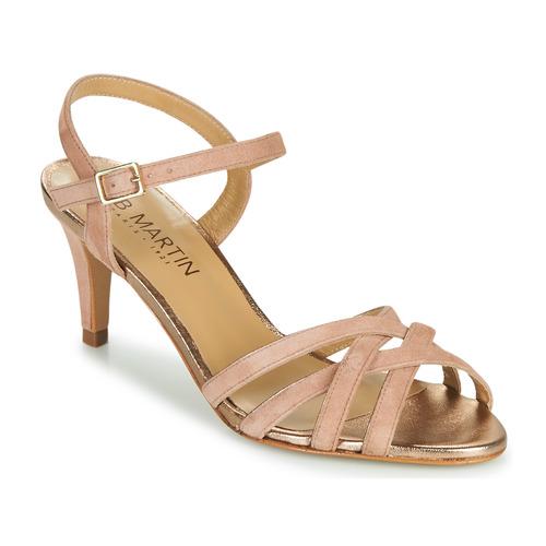 Chaussures Femme Escarpins JB Martin PIRIA rose