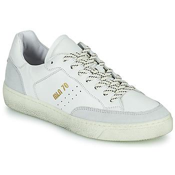 Chaussures Femme Baskets basses Meline CAR140 Blanc