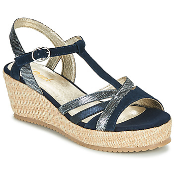 Chaussures Femme Sandales et Nu-pieds Sweet ESNOU Marine