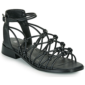 Chaussures Femme Sandales et Nu-pieds The Divine Factory LS1793H Noir