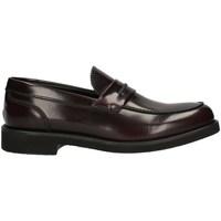 Chaussures Homme Mocassins Gino Tagli 653 flâneurs Homme BORDEAUX BORDEAUX