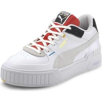 Chaussures Femme Baskets basses Puma CALI SPORT WH WNS Blanc